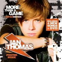 Cover Ian Thomas [BE] - More Than A Game